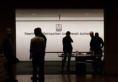 Metro Hack Night IV at WMATA HQ Washington DC USA 03120