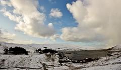 Voe IMG_7114 (Ronnierob) Tags: snow voe shetlandisles