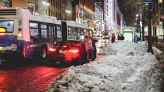 Blizzard of 2016 (arch*templar) Tags: nyc newyorkcity snow snowstorm blizzard pennstation snowpocalypse snowcalypse