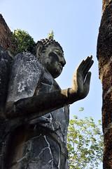 _GRL7808 (TC Yuen) Tags: architecture thailand ruins asia southeastasia buddha unesco worldheritage norththailand ancientcapital