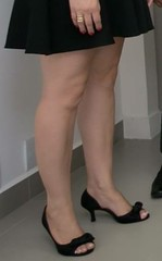 #footfetish #pesfemininos  #legs #frenchnails #francesinha #scarpin (feetfootlover) Tags: legs frenchnails footfetish francesinha pesfemininos