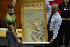 _DSC0068 (Confucius Institute at SDSU) Tags: chinese mohammed sdsu chinesepainting chineseart khaleel confuciusinstitute religiousstudies qinbailan cisdsu bailanqin