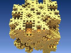 MDB 030316 MixPinski4-3 (ixus960) Tags: chaos mineral fractal fractale artfractal mandelbulb