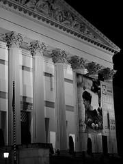 An exhibition definitely worth seeing [Explored] (un2112) Tags: blackandwhite bw hungary budapest exhibition february hungariannationalmuseum panasonicg7 hemző