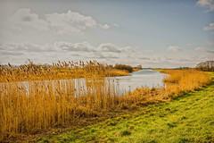 River Witham at Fiskerton (kenemm99) Tags: winter canon river landscape places lincoln fen 5dmk3