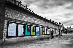 Matadero (Ana Tasis) Tags: color urbana selectivo