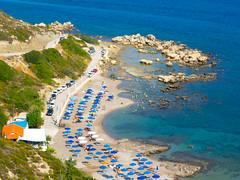Mandomata beach (nudistblr) Tags: beach beauty naked nude greece shore nudist naturist rhodes fkk nudismo desnudo faliraki naturista nudista mandomata mandomatabeach