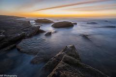 Frozen (Mick Fletoridis) Tags: longexposure seascape clouds sunrise rocks surf sydney australia hdr canonlens leefilters sonya7 sonyimages