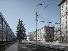 Dominion Tower (Vasily Baburov) Tags: architecture moscow modernistarchitecture dominion hadid zahahadid starchitecture dominiontower moscowarchitecture    nikolaylyutomsky lyutomsky