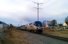 City of New Orleans (Buddahbless) Tags: train amtrak kankakee superliner