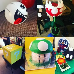 Super Mario Party ya'll. #nerd birthday. The #1up cake was inside the ? Block. #Nintendo #gaming March 26, 2016 at 12:01AM (Mikus36) Tags: birthday party nerd cake was nintendo super mario gaming inside block 1up yall the