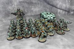adep2 2016 (Celsork) Tags: army horus warhammer 30k legion heresy legionary sons preheresy sonsofhorus