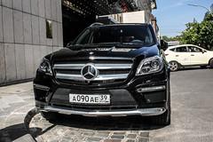 Russia (Kaliningrad) - Mercedes-Benz GL-Class X166 (PrincepsLS) Tags: berlin germany mercedes benz russia plate license russian 39 spotting gl kaliningrad oblast kaliningradskaya x166