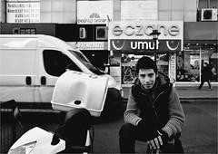 .4.9.9. (la_imagen) Tags: street people blackandwhite bw turkey trkiye trace streetlife menschen trkei sw insan turqua sokak siyahbeyaz orlu trakya streetandsituation trakien