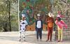Cow, rooster and others (Nagarjun) Tags: school play bangalore amphitheatre kanishka kinu kanakpuraroad thevalleyschool