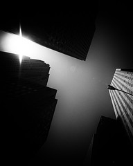 51st Street West (11) at Rockefeller Plaza (shooting all the buildings in Manhattan) Tags: nyc newyorkcity ny newyork architecture us noir manhattan april 2016 51ststreet cobrahead