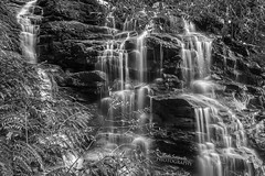 Sylvia Falls (labtamg) Tags: blue mountain water landscape falls wentworth waterfalls nsw empress bushwalk