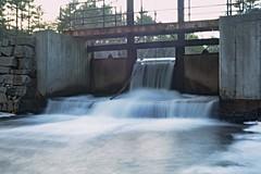 2016_0424Bickford-Pond-Dam0002 (maineman152 (Lou)) Tags: longexposure water waterfall spring dam maine april springwater naturephotography flowingwater naturephoto longexposurephoto longexposurephotography waterfallwaterfalls bickfordponddam