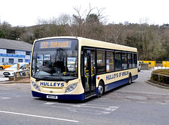 MX11CZM 17 Hulleys of Baslow (martin 65) Tags: road bus classic public buses derbyshire transport trent vehicle dennis staffordshire e200 dart derby midland matlock burton merc baslow citaro wrightbus hulleys yourbus