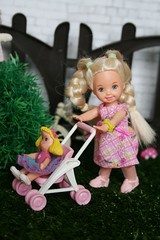 IMG_5495 (irinakopilova) Tags: baby doll little sister small barbie shelly kelly
