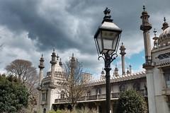 Ostentation (geedub611) Tags: sky cloud lamp brighton minaret palace spire pavilion