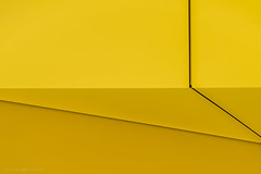 Lines (dalibor.papcun) Tags: abstract colour geometric lines yellow modern surrealism minimalisim