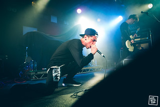 30-03-16 // The One Hundred at The Waterfront Norwich // Shot by Charlie Wallis