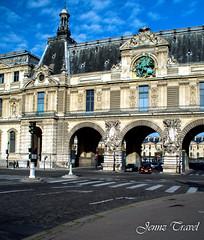 Paris, France (Jennz Travel) Tags: paris france louvre sightseeing ombre toureiffel paysages citytrip mtroparisien