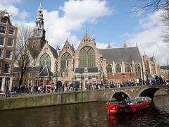 Amsterdam: Oude Kerk (harry_nl) Tags: netherlands amsterdam nederland oudekerk 2016