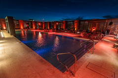Gone (Carlows) Tags: color azul mxico mexico hotel ciudad naranja anaranjado cdmx tokinaaf1116mmf28 atx116prodx