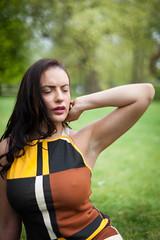 Fine afternoon (robert.jurjevic) Tags: england london girl yellow fine alina stjamesspark beautifulgirl alinafedynyshynets