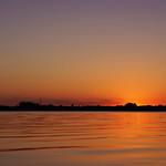 Indian River sunset. thumbnail