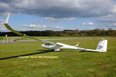 ZS-GCG Jonker JS1B Revelation (SPRedSteve) Tags: uk gliding glider jonker revelation sailplane southafrican js1 shobdon js1b zsgcg