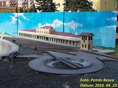 Sopron-Dli pu. modell, 2016. 04. 23. (petrsbence) Tags: hungary sopron vonat vast dliplyaudvar lloms gysev modellvast dlipi