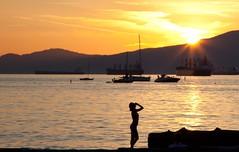 kitsilano beach (dorinser) Tags: kitsilano pacificnorthwest vancouverbc kitsilanobeach