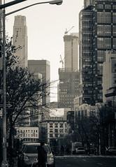 IMG_0502 (kz1000ps) Tags: nyc newyorkcity 3 tower architecture skyscraper office construction realestate manhattan worldtradecenter 101 avenue sixth development 6th splittone supertall towerthree concretecore 175greenwich