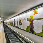 Hergé - Tintin dans le Métro thumbnail