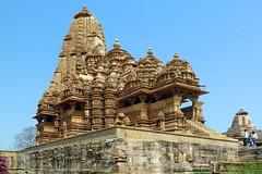 India - Madhya Pradesh - Khajuraho - Khajuraho Group Of Monuments - Kandariya Mahadeva Temple - 217 (asienman) Tags: india khajuraho madhyapradesh khajurahogroupofmonuments asienmanphotography