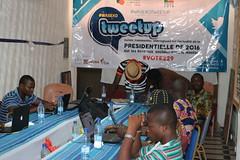 IMG_0059 (Seigla) Tags: bnin lection prsidentielle tweetup bninvote