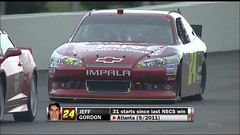 Jeff Gordon Career Win #86 2012 Pennsylvania 400 Finish HD (buyjeffgordon) Tags: jeff jeffgordon gordon nascar win 86 2012 pocono jeffgordonracing