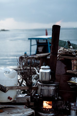 Syrian in Turkey (altinokcagatay) Tags: life street old blue sunset sea sky people nature water contrast turkey all tea outsider politics style foreign migration hypocrisy syrian