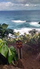 3 - hanakapiai (razel.mella) Tags: hawaii outdoor hike falls waterfalls kauai adventures hanakapiai