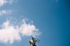 Pegasus. (MichelleSimonJadaJana) Tags: street leica color japan photography 50mm f14 candid sony voigtlander snapshot documentary lifestyle m full snaps ii frame  okinawa summilux asph vme nex  adaptor  summiluxm mmount a7r vsco emount a7rii ilce7rm2