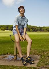 Best Summer - Cake Magazine (Mike R Chalmers) Tags: park summer fashion digital centennial sydney australia nsw editorial janae mikechalmers