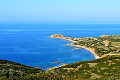 Mare - Sardegna (Erica Congia) Tags: sardegna verde primavera estate natura acqua spiaggia paesaggio specchio sabbia sfondo sulcis sudsardegna
