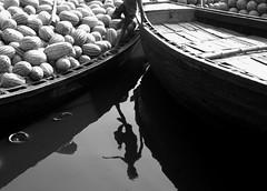 Dhaka|16 (dr.ms_haque) Tags: boy bw reflection monochrome geometry dhaka kkk bangladesh