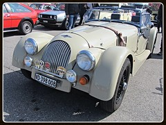 Morgan 4/4 (v8dub) Tags: auto old classic car schweiz switzerland automobile suisse 4 automotive voiture oldtimer british morgan oldcar 44 collector wagen pkw klassik worldcars