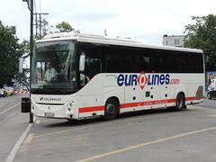 DSCN1828 Werner Reisen OHG, Malsch KA-AE6040 (Skillsbus) Tags: buses germany slovenia coaches irisbus eurolines volanbusz evadys