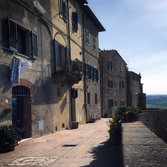 I was entranced by Pienza (*CA*) Tags: italy tuscany pienza