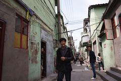 who said Triad?~ Qibao (~mimo~) Tags: china street people color triangle asia shanghai streetphotography qibqo